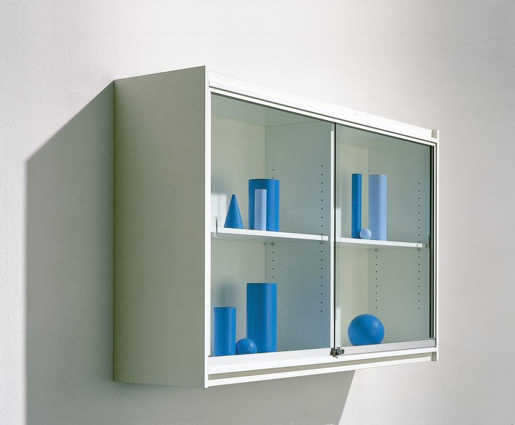 Glazen vitrinekast Conen